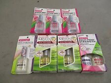 7 Nutra Nail *ASSORTED* PRODUCTS  RH 1420