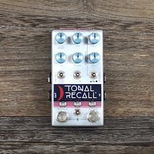NEW Chase Bliss Audio Tonal Recall Analog Delay Guitar Effects Pedal - FREE SHIP