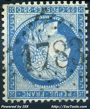 FRANCE EMPIRE N° 60 OBLITÉRATION GC 1783 HERBAULT LOIR ET CHER