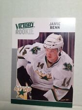 2009-10 Victory Jamie Benn RC #308 Dallas Stars Art Ross Scoring Leader