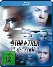 STAR TREK, THE ORIGINAL SERIES: ORIGINS (William Shatner) Blu-ray Disc NEU+OVP