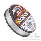 Crystal Fireline Braided Beading Thread 4LB 50 yd 0.005 Inch (D40/1)