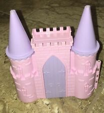 MATTEL Barbie BABY Krissy Doll's Pink Palace Play Castle Musical 2002