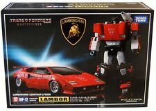 TOMY TAKARA TRANSFORMERS MASTERPIECE MP12 SIDESWIPE LAMBRORGHINI IN STOCK