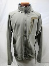 COLUMBIA Men's TITANIUM Interchange Gray Full Zip Black Size 2XL Jacket Coat