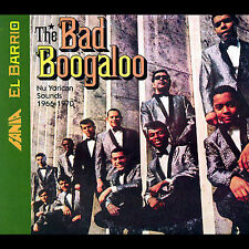 Bad Boogaloo: Nu Yorican Sounds 1966-1970 by Various Artists CD Emusica Records