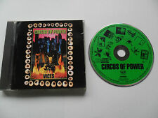 CIRCUS OF POWER - Vices (CD 1990) METAL /GERMANY Pressing