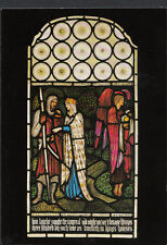 Religion Postcard - Stained Glass Panel, Victoria & Albert Museum DD75