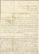 Civil War Letters: NH 4th Captain Wants to Vote; Hopes Army will Pay Him
