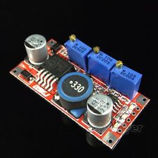 DC Converter Constant Current Voltage 5-35V to 1.3-30V LED Driver Charger LM2596