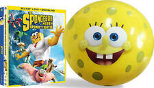 The SpongeBob Squarepants Movie Sponge out of Water Blu-ray/DVD w/Beach Ball