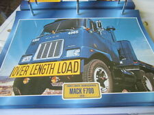 Super Trucks Frontlenker USA Mack F700, 1973