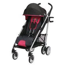 Graco Breaze Click Connect Easy Folding Baby Stroller - Azalea | 1914589