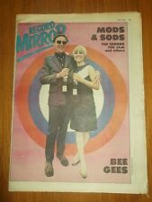 RECORD MIRROR JUNE 2 1979 MODS THE CHORDS THE JAM BEE GEES ABBA BONEY M