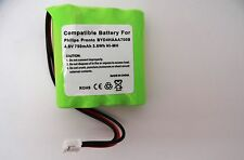 BYD 4*H-AAA700B HHR-P60AAA/F4 PHILIPS PRONTO COMPATIBLE BATTERY 750mAh