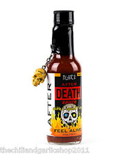 Blair's After Death Hot Sauce w/ Skull Key Chain