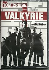 Valkyrie (DVD, 2008) New Never Opened Tom Cruise