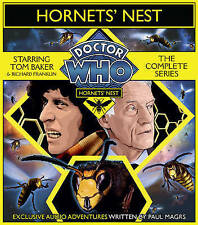 Doctor Who: Hornets' Nest: The Complete Series, Magrs, Paul, Very Good, Audio CD