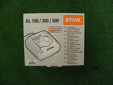 GENUINE STIHL AL100/300/500 Battery Charger 4850 430 2504 ap100 ap200 ap300