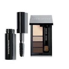 Bobbi Brown Mini Eye Palette And Mascara NIB Eye Shadow Liner Brush Weekend