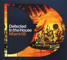 Defected in the House Miami 08 3CDs 2008 House Electro Grooves