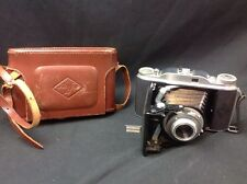 Vintage Agfa Camera with Leather Case