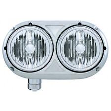 Peterbilt 359 Classic Style Dual Headlight - Driver Side