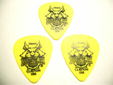 3 Clayton Duraplex Picks Plektren 0,73 mm Plektrum