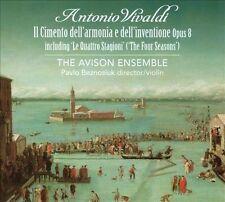 Vivaldi: Il Cimento dell' armonia e dell' inventione Super Audio Hybrid CD...