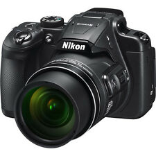 Nikon COOLPIX B700 (BLACK) Digital Camera with 60x Optical Zoom (SMP6)