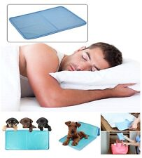 Multi Functional Cooling Gel Pad - Pillow Laptop Yoga Mat Pet Car Cushion