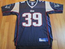 REEBOK NFL EQUIPMENT NEW ENGLAND PATRIOTS LAURENCE MARONEY JERSEY SIZE M