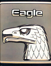 1984 AMC Eagle 14-page Grade-B Car Sales Brochure Catalog - American Motors