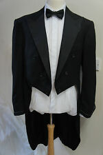 RALPH LAUREN PURPLE LABEL FORMAL TUXEDO TAILS WEDDING SUIT SIZE 46 REG  RP £5100