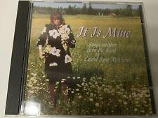 Laurel Jane Wicklund - It is Mine CD Sound Impressions RARE