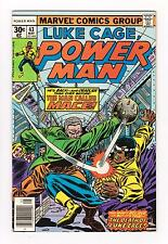 LUKE CAGE POWER MAN 43 (VF-) MACE (FREE SHIPPING) *