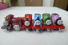 Leanring Curve Thomas & Friends 6pcs Metal & Magnetic Toy Train Set Loose