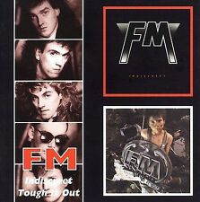 Indiscreet/Tough It Out [Remaster] by FM (UK) (CD, Sep-2005, Bgo)