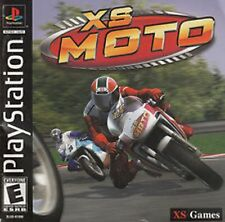 XS Moto Racing NEW factory sealed PlayStation PSX PS1