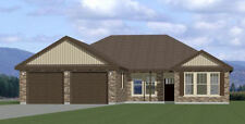 52x54 House -- PDF Floor Plan -- 1,735 sq ft -- Model 1D