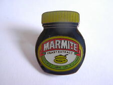 Marmite Jar collectable pin badge. Nice item. Love it or hate it