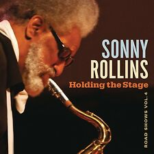 SONNY ROLLINS - HOLDING THE STAGE (ROAD SHOWS,VOL.4)  CD NEU VARIOUS