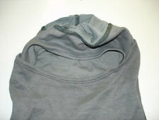 ARMY ISSUED ELITE ISSUE FIRE RESISTANT LIGHTWEIGHT HOOD USED