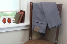 J Brand Tyler Perfect Slim Pants 30 Crafted Echo Blue Cotton Linen