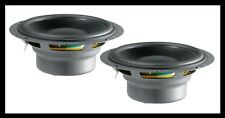 "DYNAUDIO MW 162GT ESOTEC PAIR OF MIDWOOFERS 6,5"" 165mm HIGH-END QUALITY, NEW"