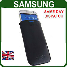 GENUINE Samsung GALAXY S 4 GT i9505 PU LEATHER CASE Mobile original cell phone