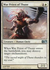 4x Sacerdote Guerriero di Thune - War Priest of MTG MAGIC M13 Magic 2013 Italian