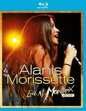 ALANIS MORISSETTE - LIVE AT MONTREUX 2012  BLU-RAY POP INTERNATIONAL NEU
