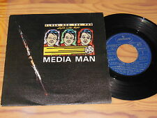 FLASH AND THE PAN - MEDIA MAN / VINYL 7'' SINGLE 1980