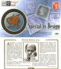 15 FEBRUARY 2000 SPECIAL BY DESIGN BENHAM COVER SIGNED ALLEN JONES RA